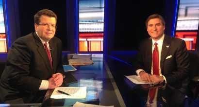 with Neil Cavuto