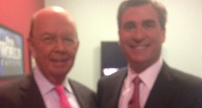 with Wilbur Ross