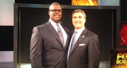 with Charles Payne